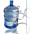 Mineral water sparkling 18.9 L