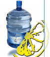 Mineral water lemon 18.9 L